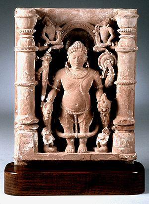 Vamana - The dwarf avatar of Vishnu, Vamana