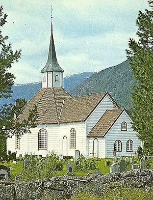 Stryn - Innvik Church
