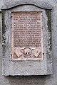 Inscription, Sankt Peter, Munich 20.jpg
