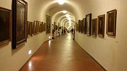 Lungo Il Corridoio In Inglese : Corridoio vasariano wikipedia