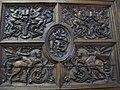Intagliatore toscano, leggio ligneo (badalone), 1500-1550 ca., 2.JPG