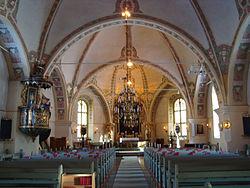 Kristina kyrka – Wik...