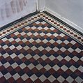 Interieur, woonkamer, detail van de tegelvloer - Sint-Oedenrode - 20333251 - RCE.jpg