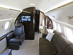 Interior of Embraer Lineage 1000 Aft Cabin.JPG