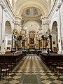 Interior of the Church of St. Bernardino of Siena in Kraków, 04.jpg