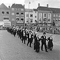 Internationaal folkloristische optocht Arnhem. Compagnie Marc Le Clerc , Angers,, Bestanddeelnr 907-9242.jpg