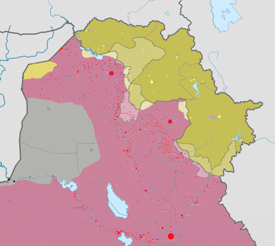 Fileiraqikurdish conflict mapg wikimedia commons other resolutions 269 240 pixels gumiabroncs Gallery