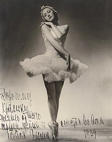 ballerina - simple english wikipedia, the free encyclopedia