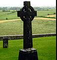 Irish Cross at the Rock of Cashel.jpg