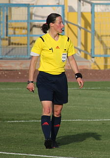 Morag Pirie Scottish association football referee