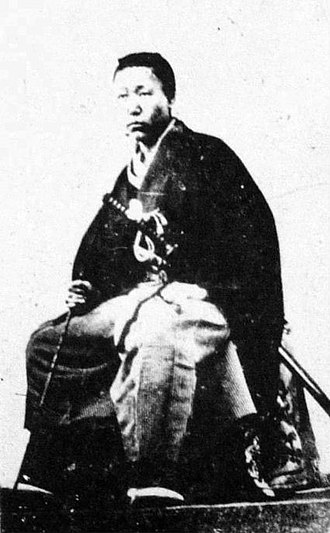 Hagi Rebellion - Maebara Issei, leader of the rebellion