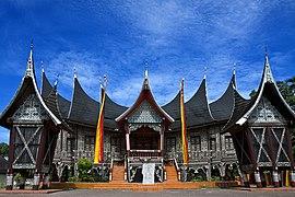Rumah Gadang Wikipedia Bahasa Indonesia Ensiklopedia Bebas