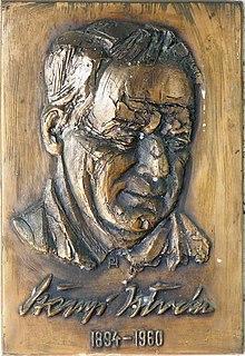 image of Istvan Szönyi from wikipedia