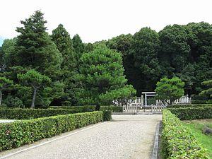 Emperor Itoku - Memorial Shinto shrine and mausoleum honoring Emperor Itoku.