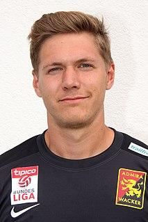 Jörg Siebenhandl Austrian footballer