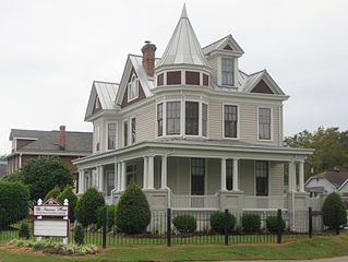 The Newsome House - Museum & Cultural Center