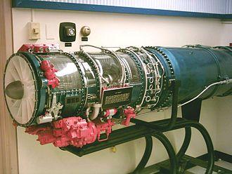 General Electric J85 - A General Electric J85-5
