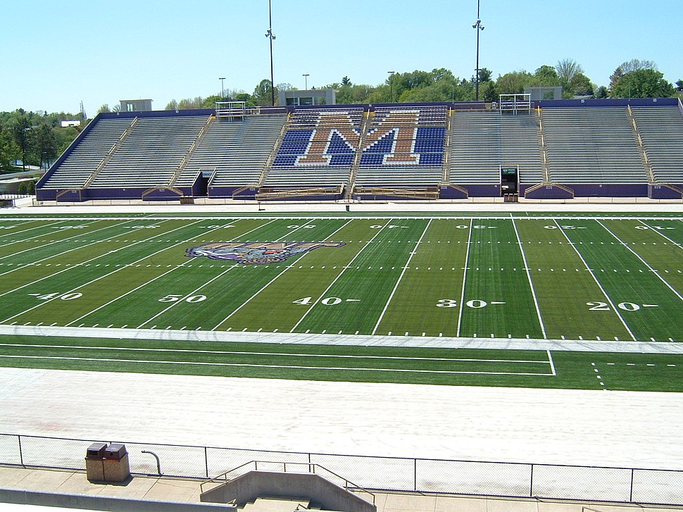JMU Bridgeforth Fieldturf