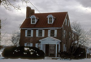Medford, New Jersey - Jonathan Haines House