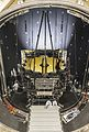 JWST in Space Environment Simulation Laboratory Chamber A for thermal test (2).jpg