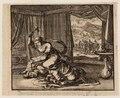 Jaël doodt Sisera in haar tent, objectnr A 47819.tif