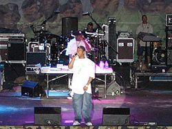 Ja Rule Fort Hood - cropped