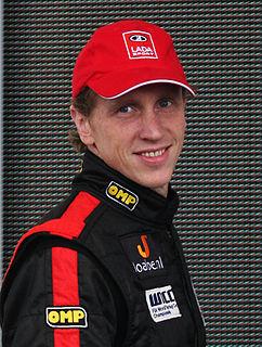 Jaap van Lagen Dutch racing driver