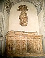 Jaca - Catedral, Sepulcro del obispo de Alger, Pedro Baquer.jpg
