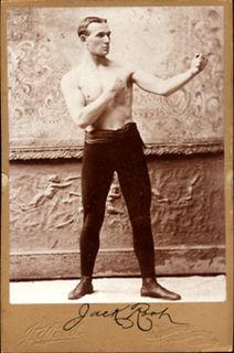 Jack Root American boxer
