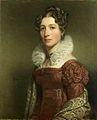 Jacoba Vetter (1796-1830). Echtgenote van Pieter Meijer Warnars 1837 RIJK SK-A-661.jpg