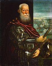 Sebastiano Venier (painting by Tintoretto)