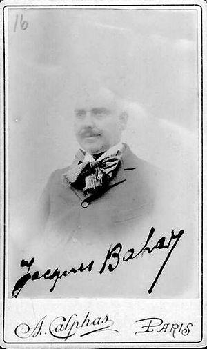 Jacques Bahar - Jacques Bahar