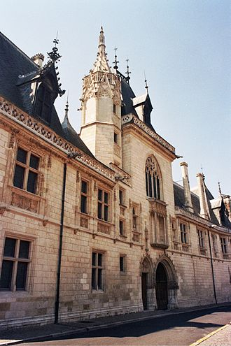 Bourges - Jacques Cœur's palace