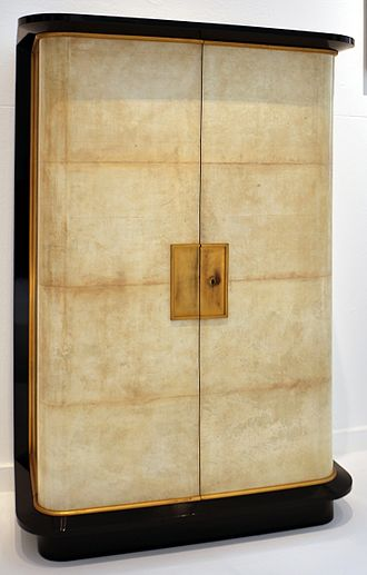 Jacques Adnet - Cabinet (1937)