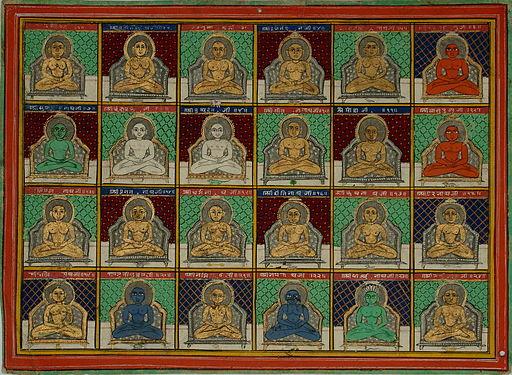 Jain 24-Tirthankaras