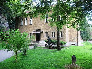 Jajce - AVNOJ Museum in Jajce