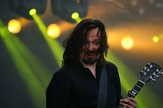 Janne Halmkrona Finnish musician