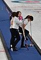 Japan Ladies Curling Team at PyeongChang 2018 Winter Olympic Games.jpg
