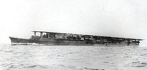 Japanese aircraft carrier Ryūhō