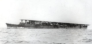 light aircraft carrier of the Imperial Japanese Navy