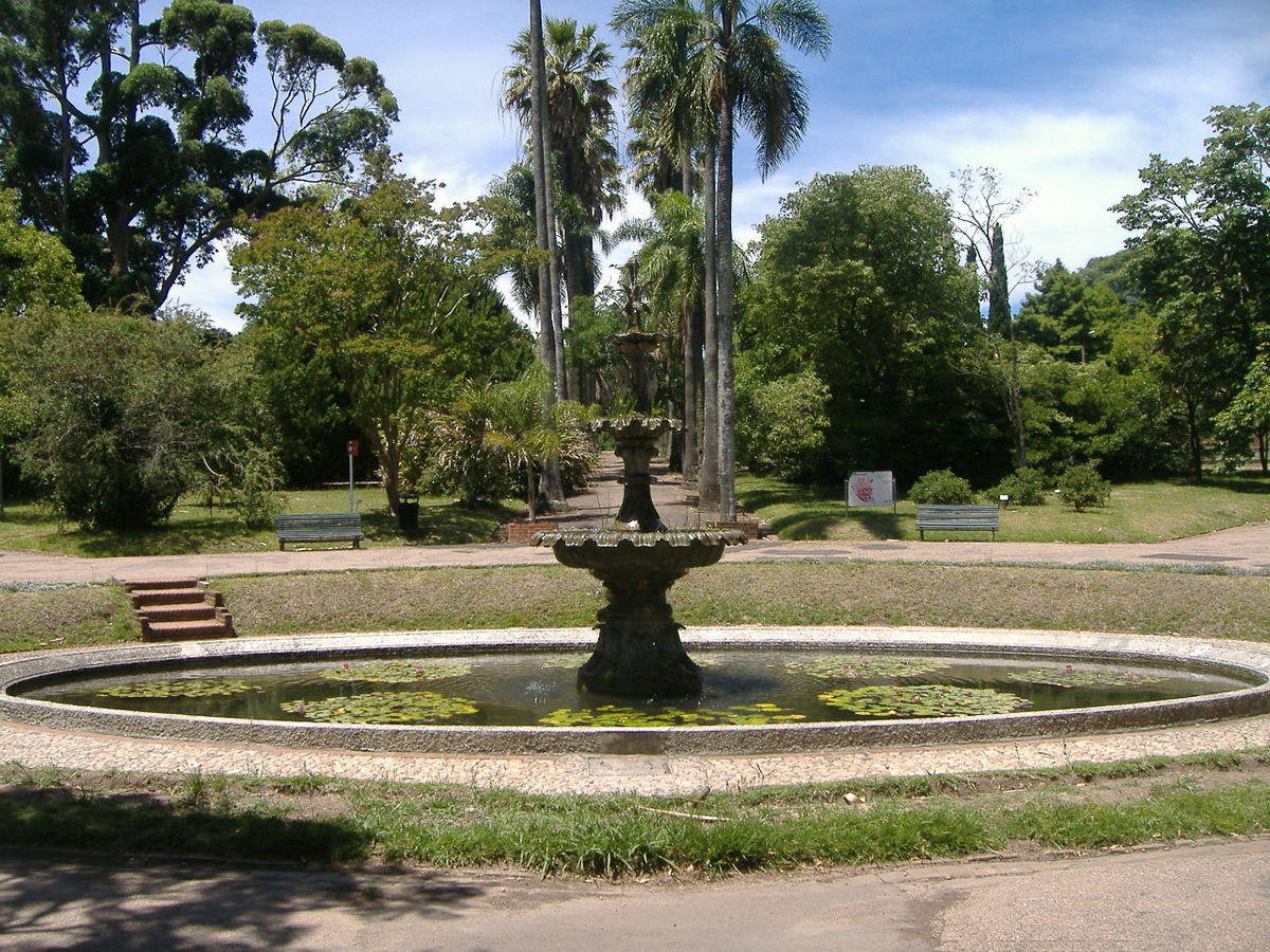 Museo y jard n bot nico profesor atilio lombardo for Jardin botanico horario