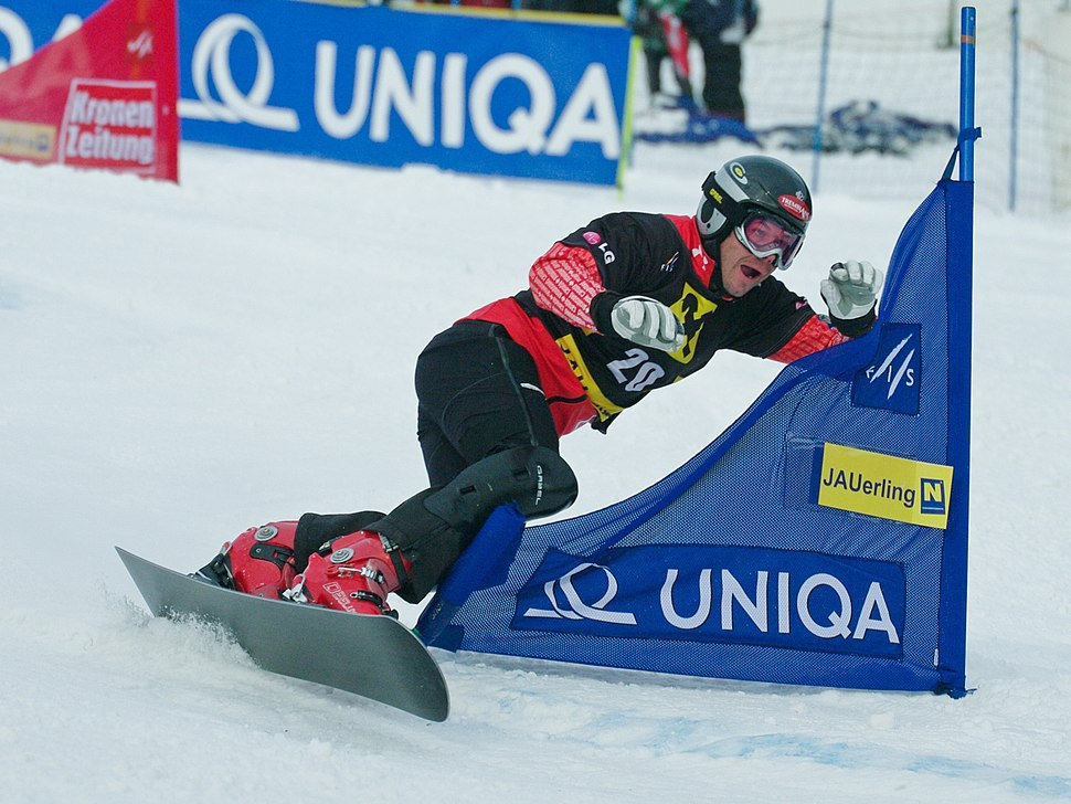 Jasey-Jay Anderson FIS World Cup Parallel Slalom Jauerling 2012
