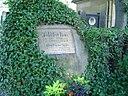Jean Paul Stadtfriedhof Bayreuth 25.07.2006
