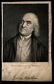 Jeremy Bentham. Line engraving by W. H. Worthington after hi Wellcome V0000461.jpg