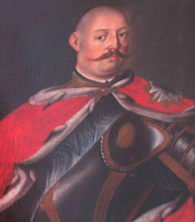 Portret Jerzego Ansgarego Radziwiłła