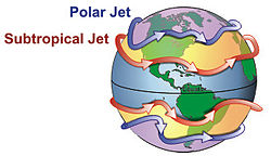 Image result for what is the equatorial jet stream
