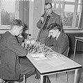 Jeugdschaken onder supervisie van de KNSB te Amsterdam, Bestanddeelnr 909-4692.jpg