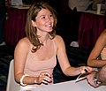 Jewel Staite, 2005 convention.jpg