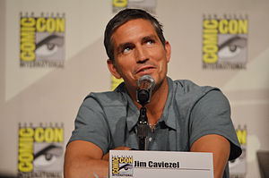 Jim Caviezel - Caviezel at Comic-Con, July 2012