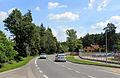 Jindřichův Hradec, Horní Žďár, road No 34.jpg